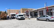 Eyyübiye'de Camide iple asılı erkek cesedi bulundu
