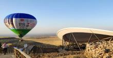 Göbeklitepe'de balon turları başlayacak