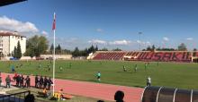 Uşakspor- Şanlıurfaspor