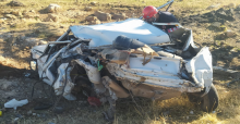 Urfa'da feci kazada, 2 kardeş hayatını kaybetti