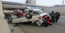 Şanlıurfa güne kaza ile başladı