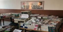 Urfa'da sağlık kabinlerine operasyon, 2 tutuklama