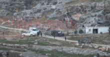 Urfa'da 200 polisin katılıyla mağaralar bölgesine operasyon