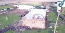 Urfa'da drone ile silah kaçakçıların operasyon