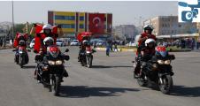 Urfa'da Cumhuriyet Bayramı Kutlandı