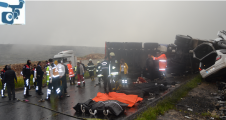Urfa'da trafik kazası, 12 ölü