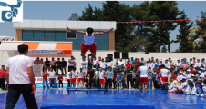 Urfa'da 19  Mayıs Gençlik Bayramı Kutlandı