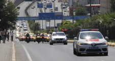 Urfa'da Taksicilerden Terör Eylemi