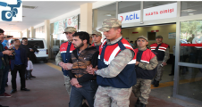 Urfa'da O Kişiler Yakalandı