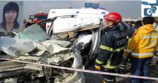 Urfa feci kazada Japon gazeteci öldü