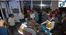 Fakıbaba'nın İçinde Olduğu Otomobil Kaza Yaptı
