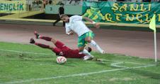 Şanlıurfaspor 1-0 Bandırmaspor