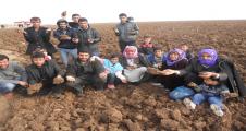 Urfa'da kuraklık endişesi