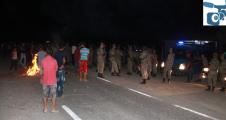 Urfa'da elektrik gerginliği, 2 asker yaralı