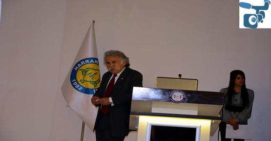 Uygarlığın Doğduğu Toprak Şanlıurfa' Konferansı