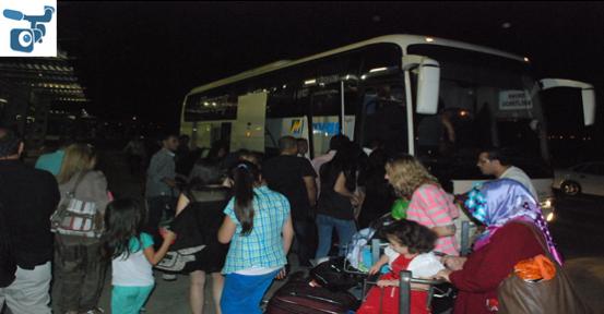 Vatandaşlar  Havalimanında Mağdur Edildi