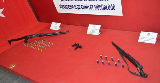 Viranşehir polisi tam gaz