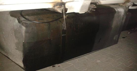 Viranşehir'de 3 ton akaryakıt ele geçirildi