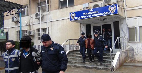 Viranşehir'de Cinayet Olayına 4 Tutuklama