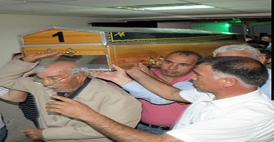 Yazar'ın cenazesi Urfa'da