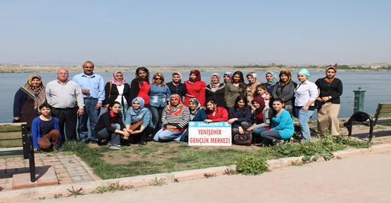 YGM' Den Kadınlara Gezi