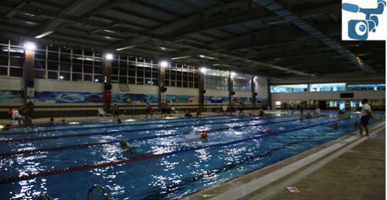 Yüzme Havuzlarına Yoğun İlgi