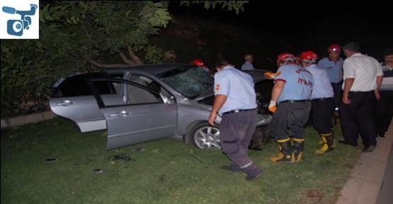 Zincirleme Trafik  kazası; 5 Yaralı