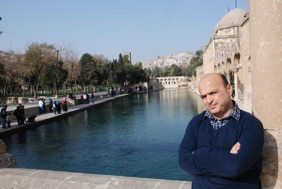 Urfa tarihin merkezi