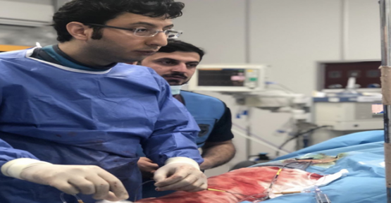 Dr. Öğretim Üyesi  Mehmet Kolu da Şanlıurfa'dan ayrıldı
