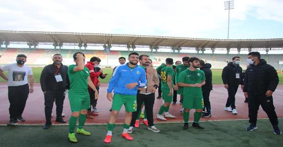 Şanlıurfaspor  3-0  Zonguldak Kömürspor