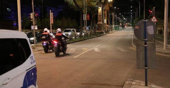 Urfa'da 82 saatlik yasak başladı
