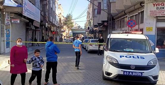 Urfa'da silahlı kavga ,2 yaralı