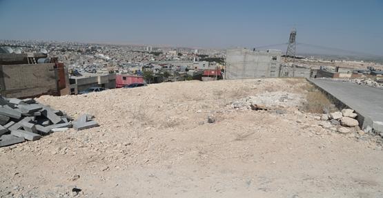 Eyyübiye belediyesi, akşemsettin mahallesine yeni park kazandırıyor