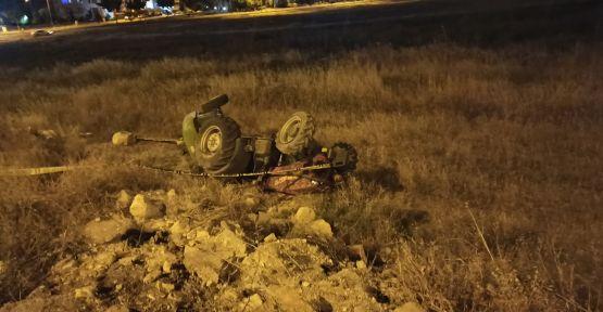 """Şanlıurfa""""da yine traktör faciası, 1 ölü"""