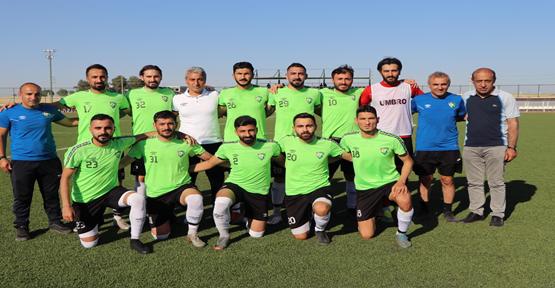 Viranşehir Belediye spor'da Hedef 3. Lig