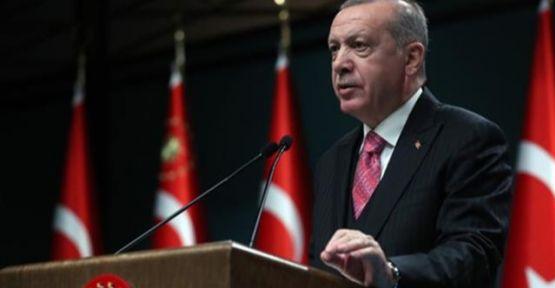 Başkan Erdoğan tarih verdi: Sokağa çıkma kısıtlamalarını tümüyle kaldırıyoruz