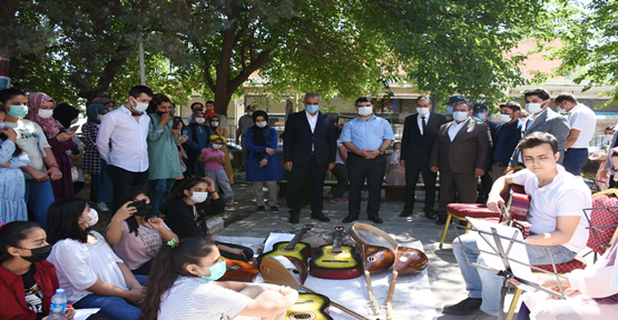 Hilvan'da 'Hayat Boyu Öğrenme Haftası' etkinlikleri