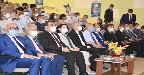 HRÜ'de 1. Ulusal Eğitimde Yapay Zekâ Uygulamaları Kongresi Başladı