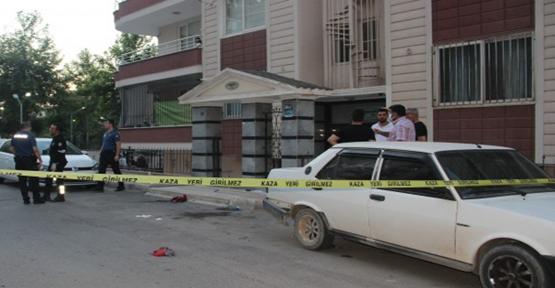 Karaköprü'de silahlı kavgada, 6 gözaltı