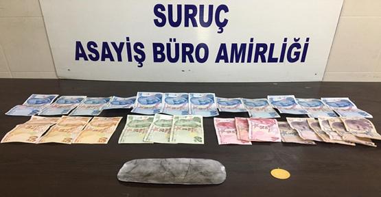 Şanlıurfa'da hırsızlık zanlıları suç üstü yakalandı