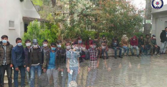 Şanlıurfa'da Göçmen kaçakçılarına operasyonda 6 tutuklama