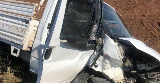 """Şanlıurfa""""da trafik kazası, 1 ölü"""