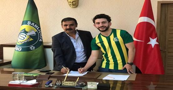 Şanlıurfaspor, Trabzonspor'dan genç oyuncuyu transfer etti!