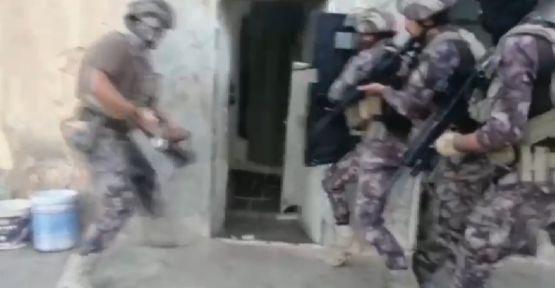 Urfa'da uyuşturucu operasyonu: 7 tutuklama
