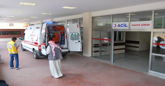 Urfa'da elektrik akıma kapılan kişi ağır yaralandı