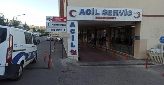 Urfa'da Minibüs devrildi, 11 yaralı