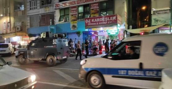 "Urfa""da kavga, 2 polis yaralandı"
