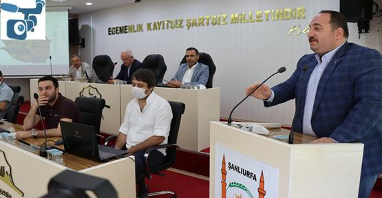 Viranşehir'in Kangrenleşen Sorunu Büyükşehir Meclisinde Çözüldü