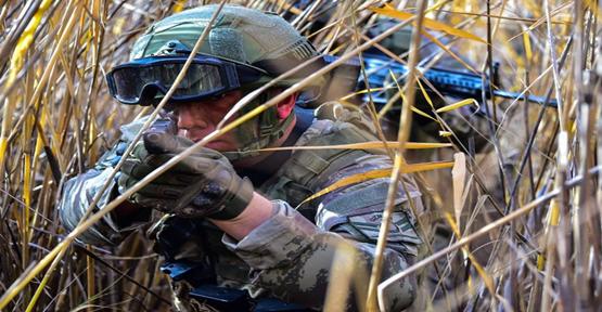Barış Pınarı bölgelerinde 4 terörist etkisiz hale getirildi