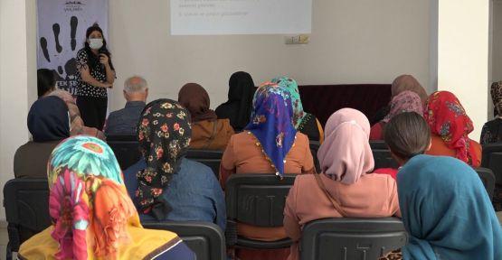 Kadınlara uyuşturucu bağımlılığı ile mücadele eğitimi